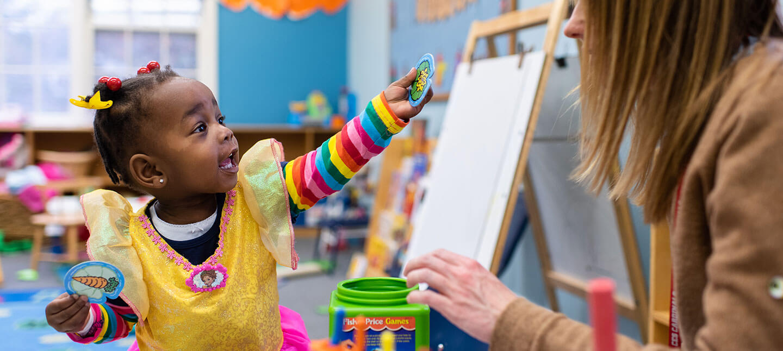 Preschool at Christ Episcopal School in Maryland
