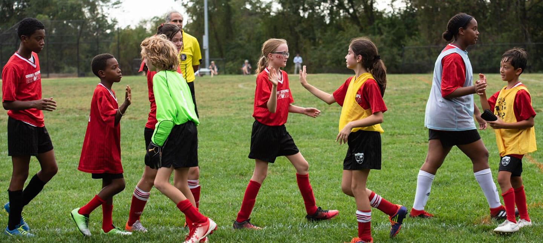 Athletics at Christ Episcopal School in Maryland